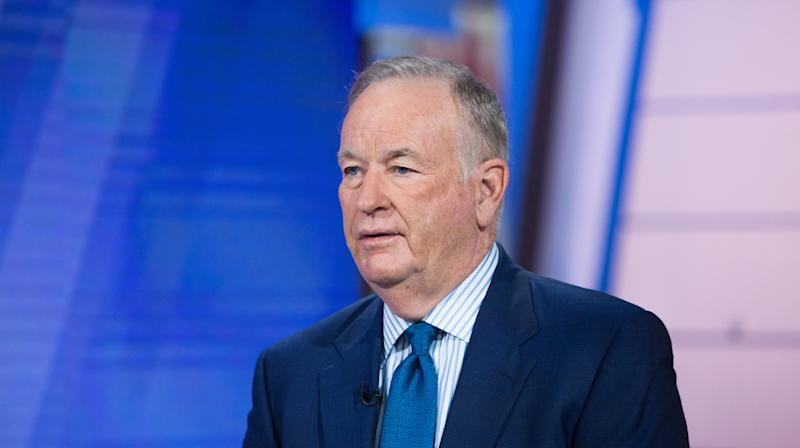 Bill O'Reilly Dropped By His Talent Agency