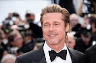 """<p>After reports of Pitt being seen at Aniston's 50th birthday bash, everyone had one question: """"Are you getting back together, or no?"""" </p><p>Pitt responded to the forever-asked-question to a hounding paparazzi cameraman <a href=""""https://www.marieclaire.com/culture/a27757459/brad-pitt-jennifer-aniston-back-together-rumors/"""" rel=""""nofollow noopener"""" target=""""_blank"""" data-ylk=""""slk:by merely saying"""" class=""""link rapid-noclick-resp"""">by merely saying</a>, """" Oh my god,"""" before stepping into his car and telling the cameraman to """"have a good one."""" So, uh, mood?</p>"""