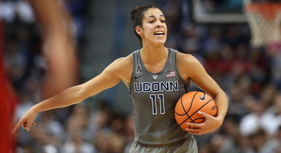Kia Nurse is a two-time NCAA champion and will play in her final March Madness tournament this season.