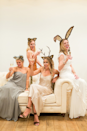 """<p>Your friends can now live up to their party animal title with these chic costumes loosely inspired by actual animals. Cheers to deers, wolves, cats, and rabbits! </p><p><em><a href=""""https://laurenconrad.com/blog/2015/10/hocus-pocus-my-halloween-costume-party-animal/"""" rel=""""nofollow noopener"""" target=""""_blank"""" data-ylk=""""slk:Get the tutorial at Lauren Conrad >>"""" class=""""link rapid-noclick-resp"""">Get the tutorial at Lauren Conrad >></a><br></em></p>"""