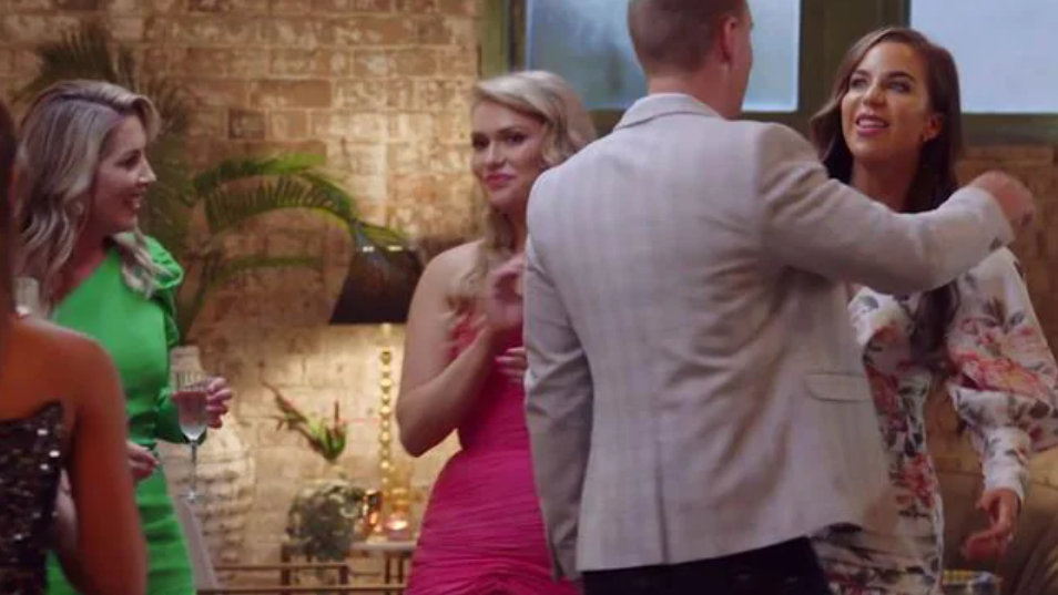 mafs liam ignores georgia at reunion dinner party