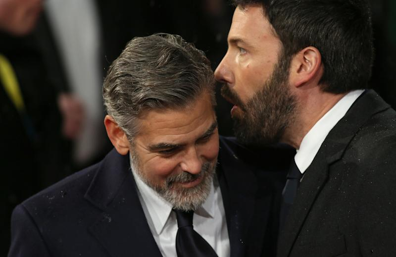 'Argo' named best film at Britain's Oscars