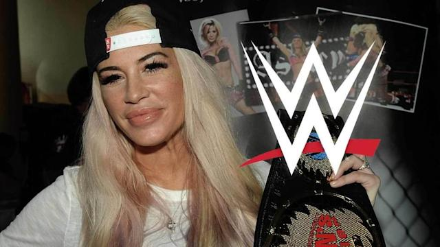 "<p>Ex-WWE star Ashley Massaro may have held WWE responsible at one time for alleged injuries and depression she was experiencing, but the wrestling organization claims she tried to make amends months before her untimely death. The WWE tells The Blast, ""Long after Ashley Massaro filed an affidavit, which WWE only learned of the contents after […]</p> <p>The post <a href=""https://theblast.com/wwe-ashley-massaro-regret-lawsuit-apologize/"" rel=""nofollow noopener"" target=""_blank"" data-ylk=""slk:WWE Claims Ashley Massaro Expressed Regret for Waging Legal War Before Death"" class=""link rapid-noclick-resp"">WWE Claims Ashley Massaro Expressed Regret for Waging Legal War Before Death</a> appeared first on <a href=""https://theblast.com"" rel=""nofollow noopener"" target=""_blank"" data-ylk=""slk:The Blast"" class=""link rapid-noclick-resp"">The Blast</a>.</p>"