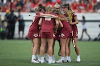 Best sport: women's lacrosse. Trajectory: steady. The Eagles nudged themselves upward eight spots year-over-year, but 2018 was quite bad — moderate improvement over that doesn't say a whole lot. Advancing to the final of the women's lacrosse tournament was the saving grace.
