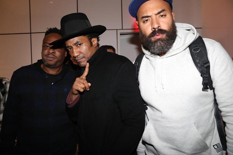 Q-Tip and Jarobi White Talk A Tribe Called Quest's New Album, Phife Dawg, and More With Ebro