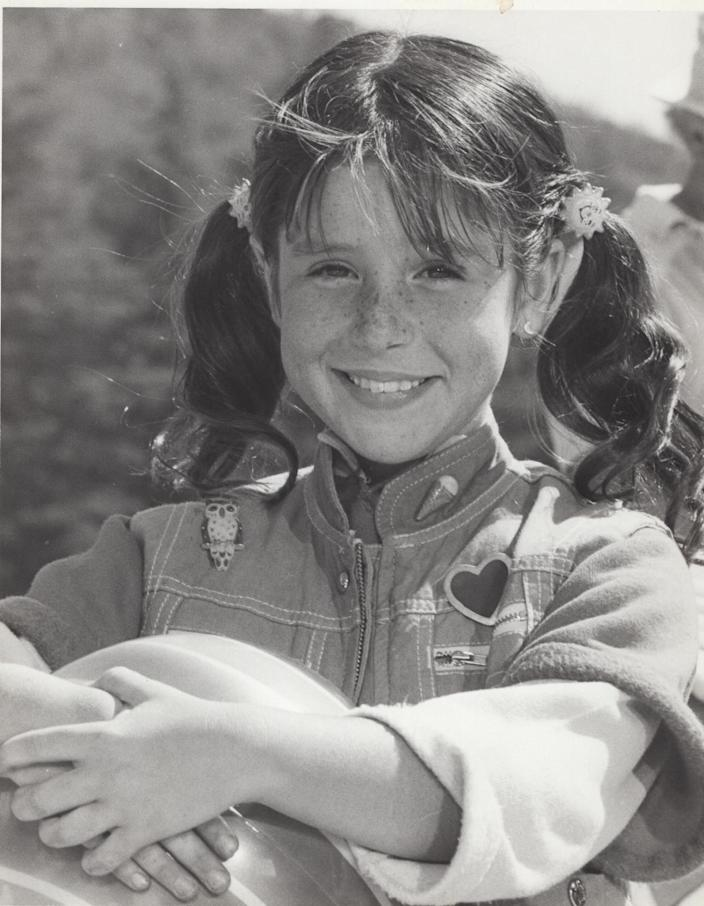 The young Soleil Moon Frye.
