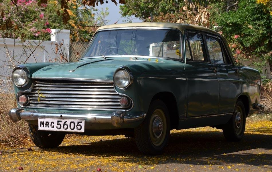 "<b>Car:</b> Morris Oxford <br><b>Year:</b> 1954<br><b>Owner:</b> Almeida<br><br>The car belonged to a certain Almeida from Mumbai, who was the father of a good friend of Sulaiman's. During a visit to Banglaore Almeida discovered Sulaiman's interest in classic cars and mentioned that he had a car in Bombay. On inspection Sulaiman found that the car was in great shape but was never used for years and had to be overhauled, and the rust and chrome to be redone. ""Though this car is not a 'classic' it is unique because it is a single owner with original paint and upholstery and he also had a lot of spares with original owners' manual. The car was his prized possession in Kenya where he worked as a senior Bank official. Great car for any one starting a collection,"" remarks Sulaiman."