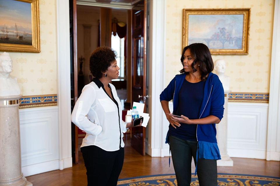 As Former First Lady Michelle Obama's Assistant, Here's What I Carried in My Bag