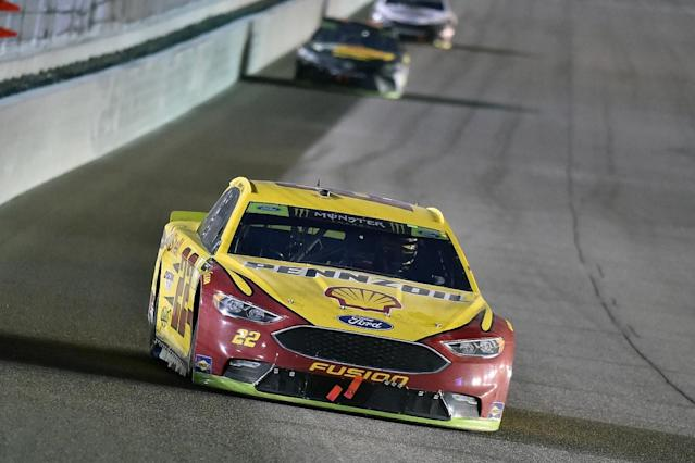 Logano: I justified my title favourite claim