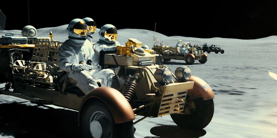 <p>You and your friends will look out-of-this-world this Halloween as astronauts.</p>