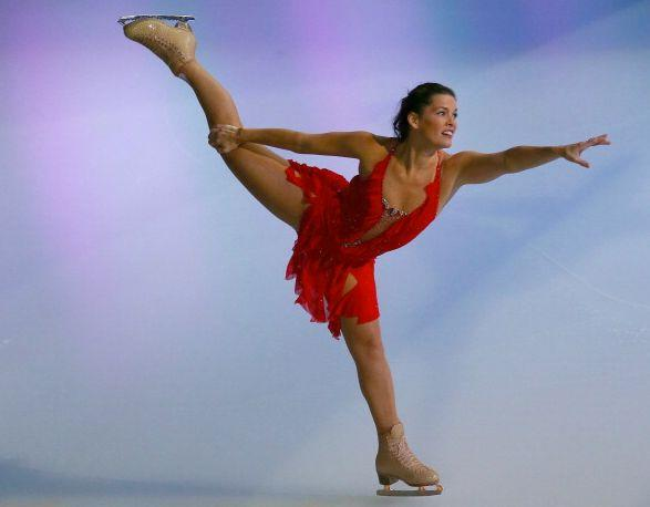 """After the Olympics, Kerrigan was in seriously high demand, scoring endorsements with the likes of Walt Disney World and starring in several ice skating shows. In recent years the mother of three, who is in her mid 40s, has popped back into the limelight, appearing on the short-lived """"<a href=""""http://www.imdb.com/title/tt0496212/"""" rel=""""nofollow noopener"""" target=""""_blank"""" data-ylk=""""slk:Skating with Celebrities"""" class=""""link rapid-noclick-resp"""">Skating with Celebrities</a>"""" and in Will Ferrell's skating movie, """"Blades of Glory."""" The Tonya Harding-Nancy Kerrigan scandal recently grabbed the spotlight again, thanks to an <a href=""""http://www.huffingtonpost.com/emma-gray/nancy-kerrigan-tonya-harding-the-price-of-gold_b_4578036.html"""" rel=""""nofollow noopener"""" target=""""_blank"""" data-ylk=""""slk:ESPN documentary"""" class=""""link rapid-noclick-resp"""">ESPN documentary</a> reexamining the events, as well as America's reaction to them. Kerrigan will be <a href=""""http://www.hollywoodreporter.com/live-feed/nbc-taps-nancy-kerrigan-as-668991"""" rel=""""nofollow noopener"""" target=""""_blank"""" data-ylk=""""slk:an analyst"""" class=""""link rapid-noclick-resp"""">an analyst</a> in the upcoming Olympics."""