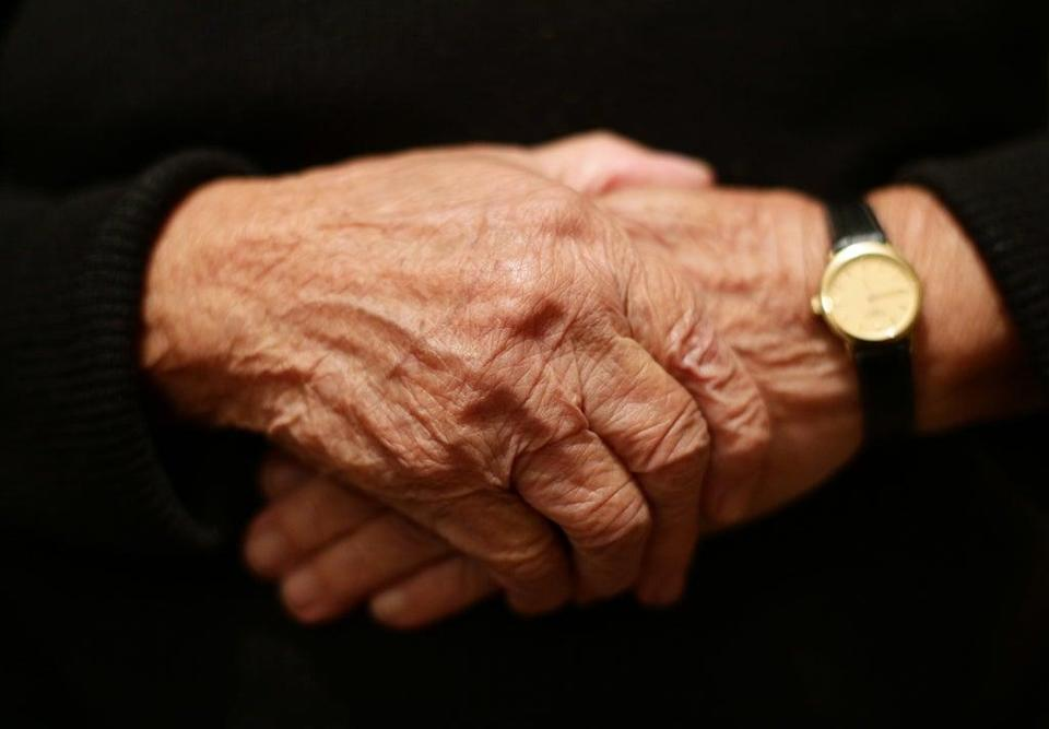 New study has linked some eye conditions with an increased risk of dementia (PA) (PA Archive)