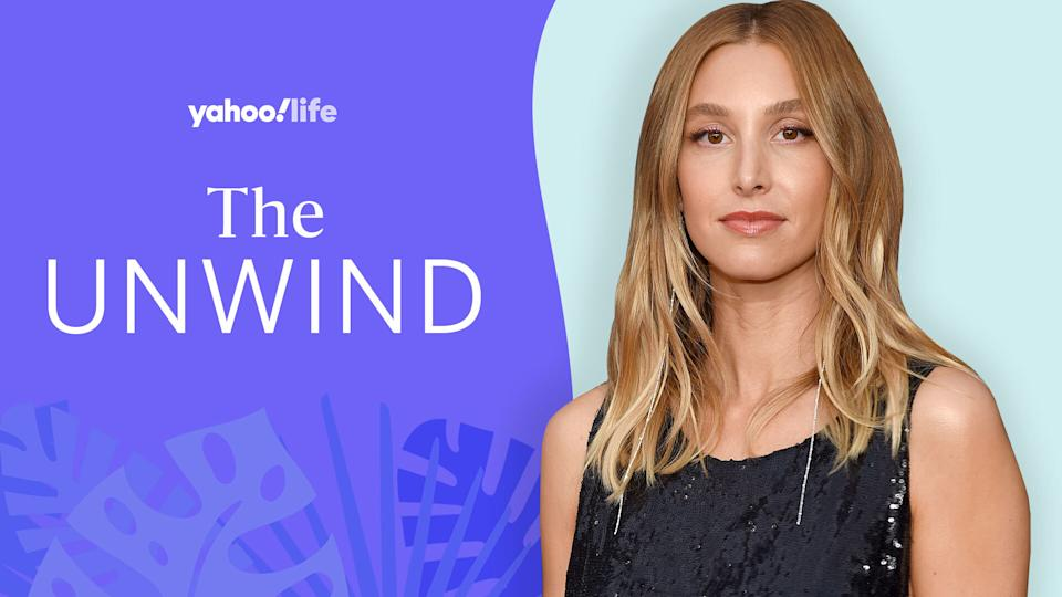 Whitney Port talks giving back, mental health and being a mom. (Photo: Getty Images; designed by Quinn Lemmers)