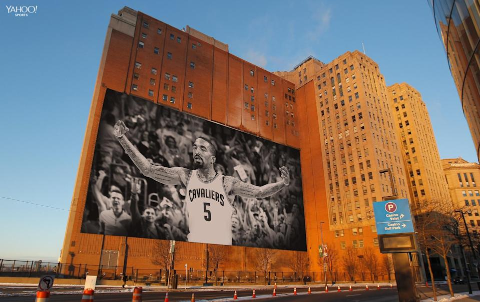 Cleveland needs a new banner, and there's only one answer.