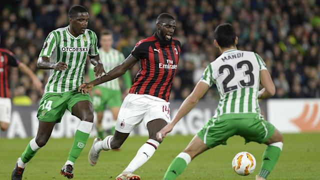 Tiemoue Bakayoko has enjoyed a renaissance in the last three games after a disappointing first two months at AC Milan