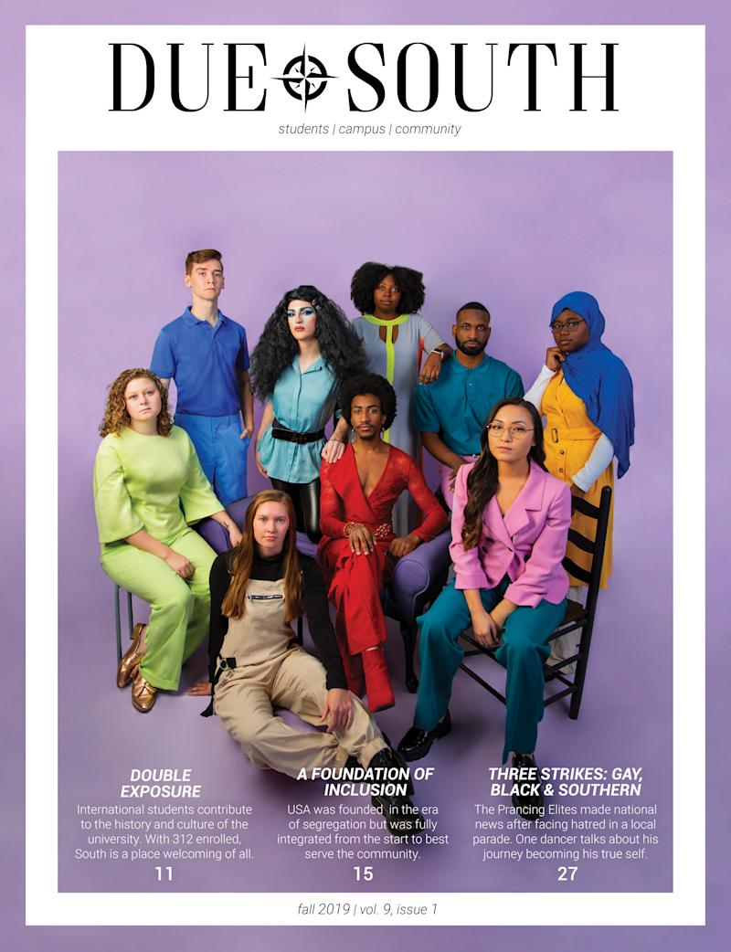 Company refused to print the diversity of inclusion edition of a student-run magazine, citing religious beliefs. (Photo: Due South)