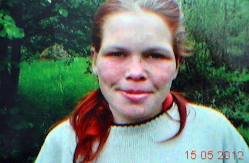 A German girl that was enslaved by a Bosnian couple