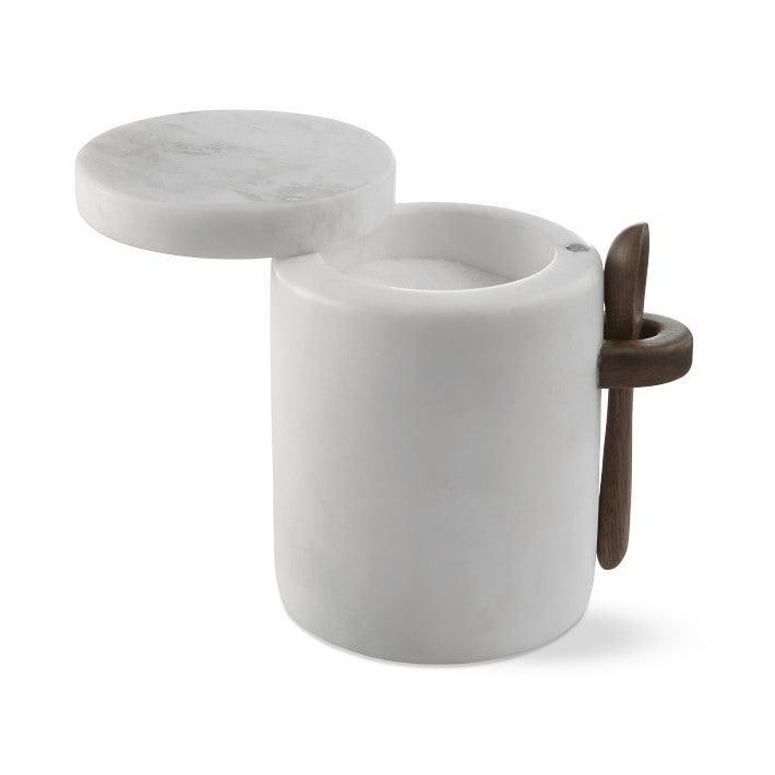 """<br><br><strong>Williams-Sonoma</strong> Marble Salt Box, $, available at <a href=""""https://go.skimresources.com/?id=30283X879131&url=https%3A%2F%2Fwww.williams-sonoma.com%2Fproducts%2Fmarble-salt-box%2F%3Fcm_src%3DWsiPip1%26recstrat%3DView-View-1%7CAOP-VV-RAC-FF-V0"""" rel=""""nofollow noopener"""" target=""""_blank"""" data-ylk=""""slk:Williams-Sonoma"""" class=""""link rapid-noclick-resp"""">Williams-Sonoma</a>"""