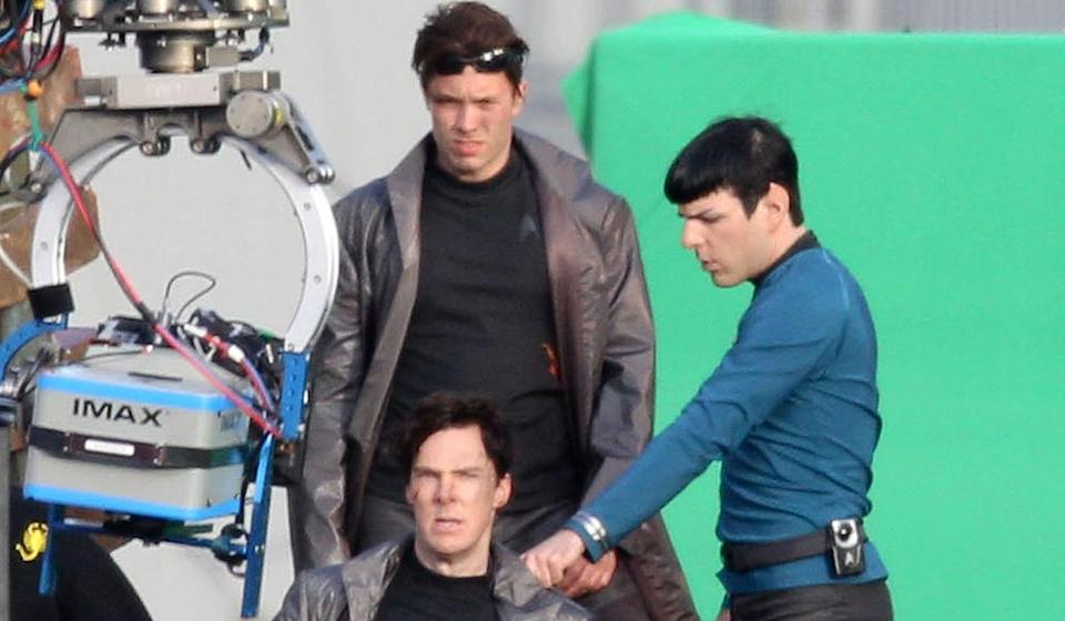 <p>Cumberbatch is a great actor sure, but even he needs some help kicking Spock's butt. Step forward Martin de Boer, who doubled for Ben in 'Star Trek Into Darkness'.</p><p>De Boer also stood in as Jai Courtney in 'Terminator Genisys' and Jack Reynor in 'Transformers: Age of Extinction'.</p>