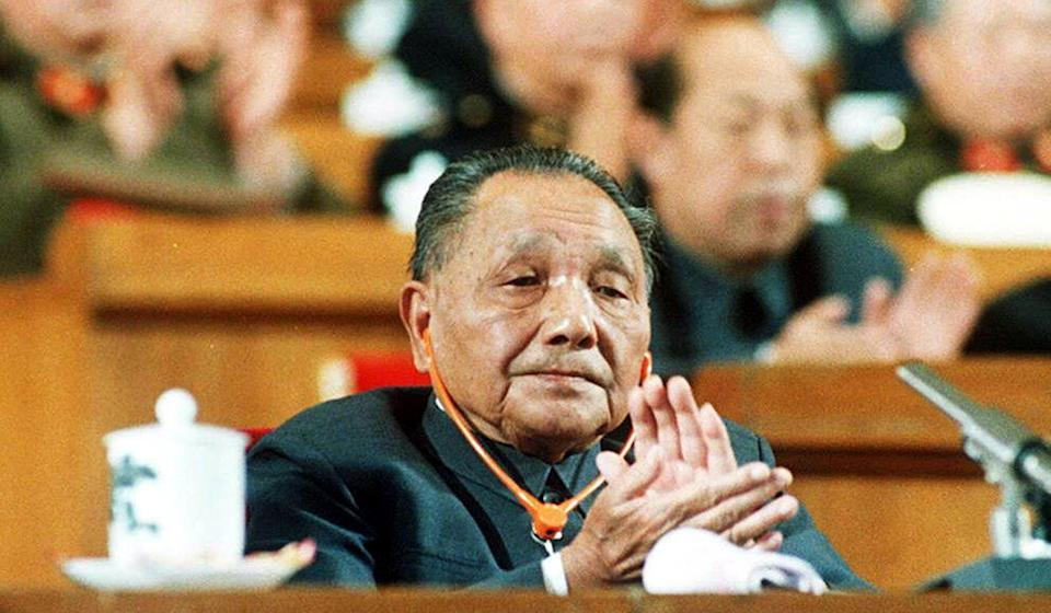 Patriots must form the main body of the city's administrators, late paramount leader Deng Xiaoping said. Photo: AFP
