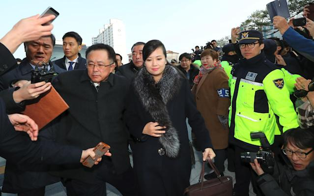 North Korea Sent Ex-Pop Star Hyon Song-wol to South To Hijack Olympics