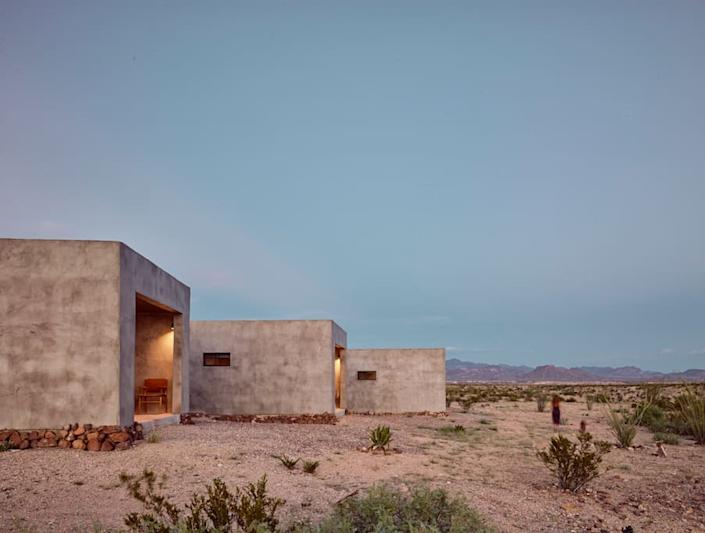 Willow House, Terlingua, TX