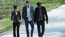 <p>The action-packed follow-up to 2017's <em>The Hitman's Bodyguard—</em>set for an August 20, 2021 release<em>—</em>will see the return of Ryan Reynolds and Samuel L. Jackson as they embark on an adventure to save Jackson's wife (played by Salma Hayek).</p>