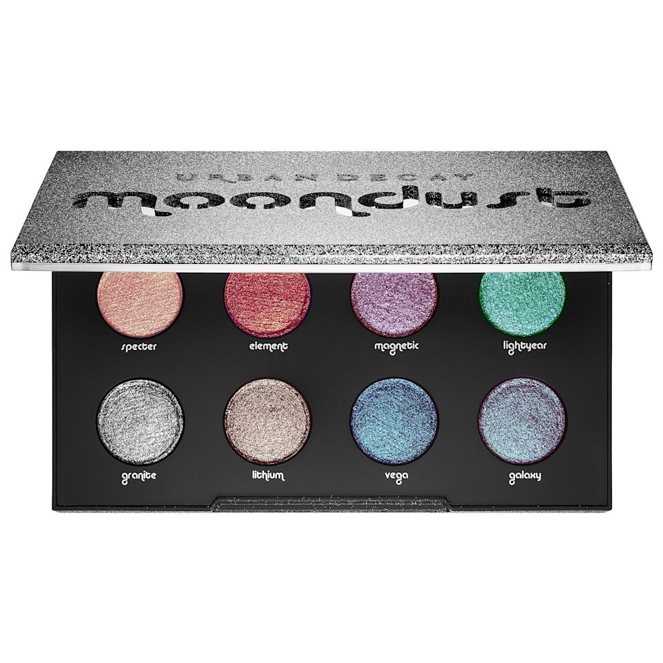 """<p>If you want to play with color, snag this <a href=""""https://www.popsugar.com/buy/Urban-Decay-Moondust-Eye-Shadow-Palette-415418?p_name=Urban%20Decay%20Moondust%20Eye%20Shadow%20Palette&retailer=sephora.com&pid=415418&price=25&evar1=bella%3Aus&evar9=46515189&evar98=https%3A%2F%2Fwww.popsugar.com%2Fphoto-gallery%2F46515189%2Fimage%2F46515896%2FUrban-Decay-Moondust-Eye-Shadow-Palette&list1=shopping%2Cmakeup%2Cbeauty%20products%2Cbeauty%20shopping%2Csale%20shopping%2Cbeauty%20sale%2Cskin%20care&prop13=api&pdata=1"""" rel=""""nofollow"""" data-shoppable-link=""""1"""" target=""""_blank"""" class=""""ga-track"""" data-ga-category=""""Related"""" data-ga-label=""""https://www.sephora.com/product/moondust-palette-P409955?icid2=products%20grid:p409955:product"""" data-ga-action=""""In-Line Links"""">Urban Decay Moondust Eye Shadow Palette </a> ($25, originally $49).</p>"""