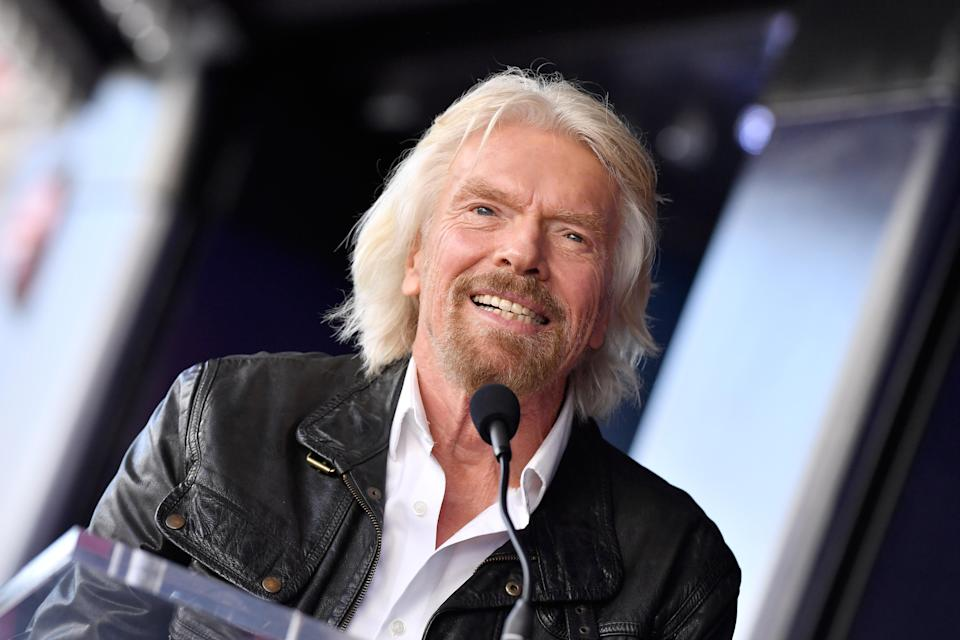 Richard Branson is campaigning to bring the topic of disability into corporate boardrooms. Photo: Axelle/Getty Images