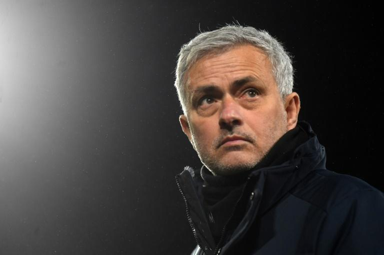 Jose Mourinho has been sacked by Tottenham