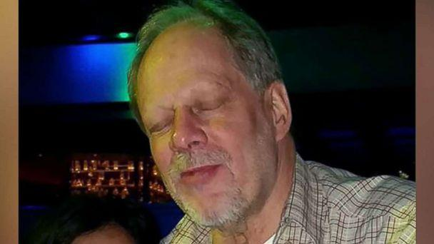 PHOTO: Stephen Paddock, seen here in a photo posted on Facebook by his girlfriend in September 2014, has been identified as the suspect in Sunday's mass shooting in Las Vegas. (Obtained by ABC News)