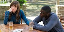 """<p>Funnyman Jordan Peele goes where horror has rarely gone before: straight into American racism. <em>Get Out</em> pulls back the curtain on a """"post-racial"""" U.S. to reveal the insidious nature that continues to fester. It's scary AF. <a class=""""link rapid-noclick-resp"""" href=""""https://www.amazon.com/Get-Out-Daniel-Kaluuya/dp/B0772VBX1T/?tag=syn-yahoo-20&ascsubtag=%5Bartid%7C10056.g.10247453%5Bsrc%7Cyahoo-us"""" rel=""""nofollow noopener"""" target=""""_blank"""" data-ylk=""""slk:Watch Now"""">Watch Now</a><br></p>"""