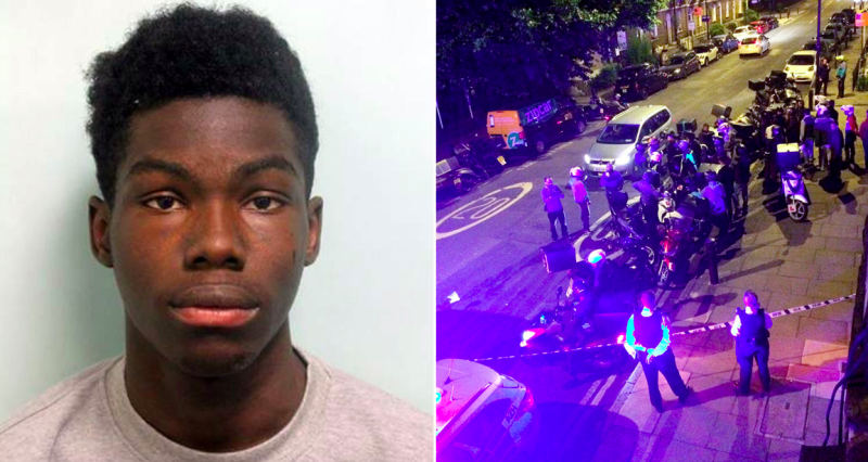 'Despicable' teenager jailed for acid attacks on moped riders