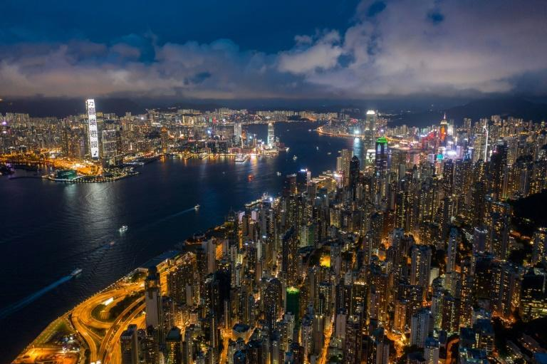 Hong Kong's tourist industry has been hard hit by the coronavirus pandemic, with travel restrictions severely limiting arrivals
