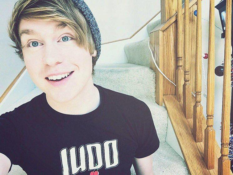 YouTube star Austin Jones has been arrested on child pornography charges. (Photo: Austin Jones via Facebook)
