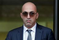 FILE PHOTO: Maltese businessman Yorgen Fenech, who was arrested in connection with an investigation into the murder of journalist Daphne Caruana Galizia, leaves the Courts of Justice in Valletta