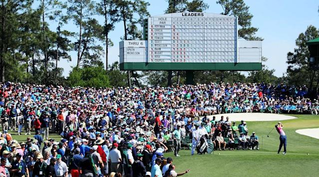 AUGUSTA, Ga. -- Three rounds have been played at the 2017 Masters, and Sunday's finale is setting up to be a memorable one.