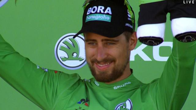 Tour de France: Peter Sagan maintains green jersey after Stage 6