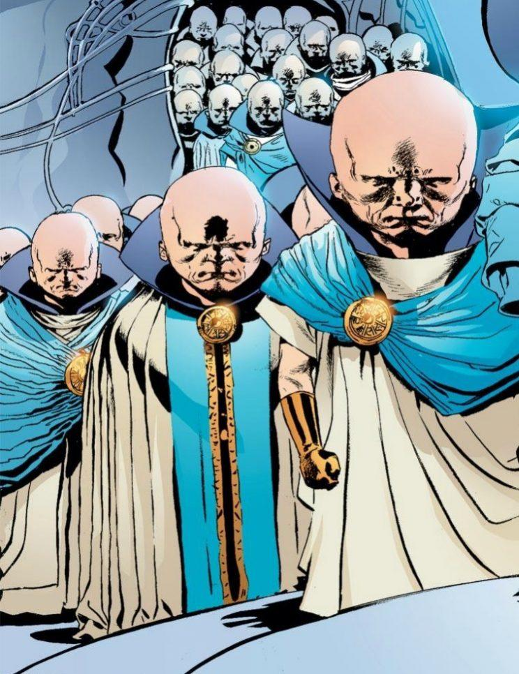 The Watchers Marvel Comics
