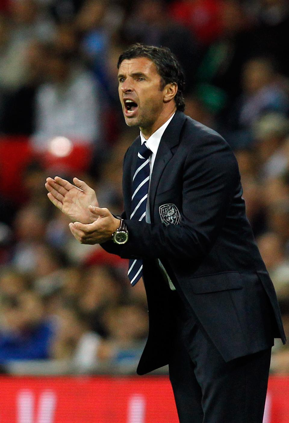 <strong>Gary Speed (8 September 1969 to 27 November 2011) </strong><br><br>Wales manager Gary Speed's death at the age of 42 was a shock to millions of football fans across the globe. <br><br>As a player, Speed set the First Division and Premier League alight during a glittering 22 year career. Making his debut for Leeds United aged 19, Speed became a key part of the team that won the First Division in 1992. He starred in an all-British midfield which included the likes of Gary McAllister, David Batty and Gordon Strachan as Leeds clinched their third top division title. Speed moved on to Everton in 1996 after making 248 league appearances for Leeds, a time in which he also cemented his place in the national team.<br><br>After two years with Everton, Speed moved to Newcastle – reaching two successive FA Cup finals in 1998 and 1999. Speed made a then-record 535 Premier League appearances as he concluded his career with spells at Bolton and Sheffield United. During that time he also set the record for most outfield international appearances for Wales as he was capped 85 times. <br><br>Making the move into management, Gary Speed took charge at Sheffield United but was later given the reins for the Welsh national team who he managed to turn around with a series of impressive wins, he was still in charge at the time of his death.