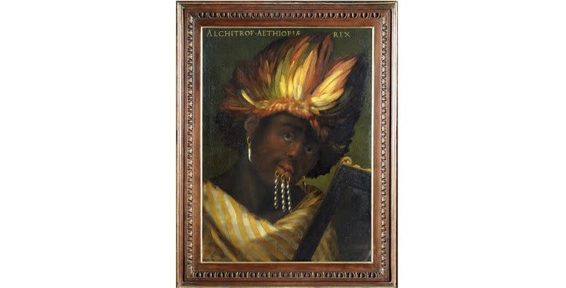 Italy's Uffizi gallery launches a project exploring racial inequality and Black culture in Renaissance