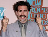 <p>Perhaps no other fictional character is as well known for his mustache as Borat, but his larger-than-life ramblings and comedic energy helped too.</p>