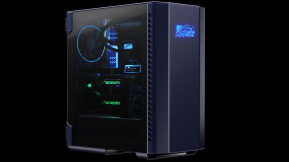Falcon Northwest has been making the Talon custom PC for 20 years.