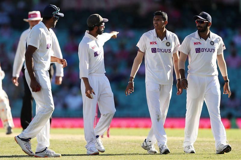 India's bowlers didn't look threatening once the ball lost its shine.