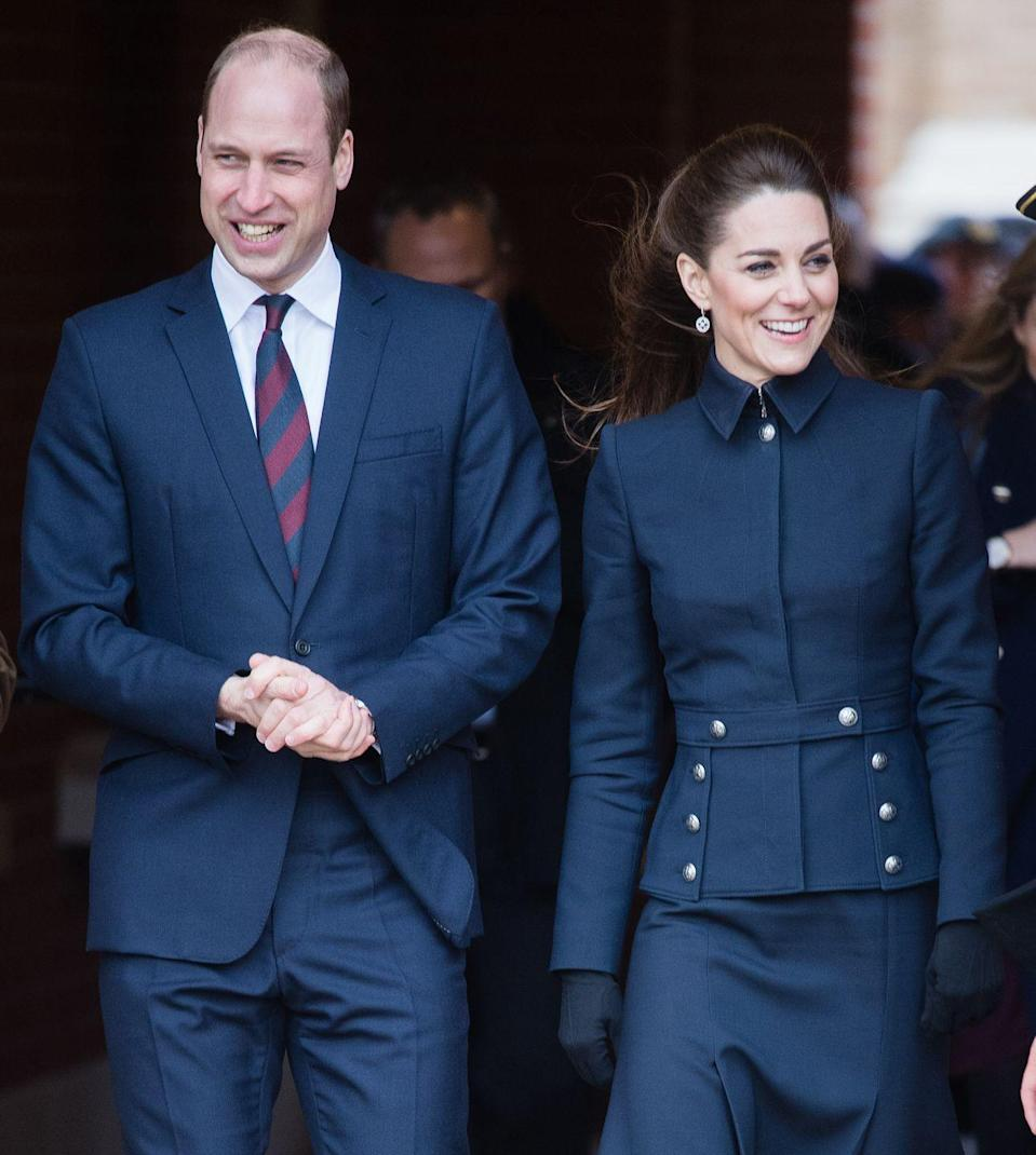 """<p>Like his father before him, <a href=""""https://www.cosmopolitan.com/entertainment/celebs/a32460863/prince-william-net-worth/"""" rel=""""nofollow noopener"""" target=""""_blank"""" data-ylk=""""slk:Prince William"""" class=""""link rapid-noclick-resp"""">Prince William</a> was born to be king. He's the first son of Prince Charles and Princess Diana, and has served as a helicopter pilot in the Royal Air Force and as a pilot for the East Anglian Air Ambulance—a job he left in 2017 so he could take on more royal duties. He's almost sure to become king in his lifetime (there's even some speculation that Prince Charles will abdicate the throne in order to pass down the crown to a younger, more popular royal), and duh, he's married to <a href=""""https://www.cosmopolitan.com/entertainment/celebs/a25748130/prince-william-kate-middleton-relationship-timeline/"""" rel=""""nofollow noopener"""" target=""""_blank"""" data-ylk=""""slk:Kate Middleton"""" class=""""link rapid-noclick-resp"""">Kate Middleton</a>.</p>"""