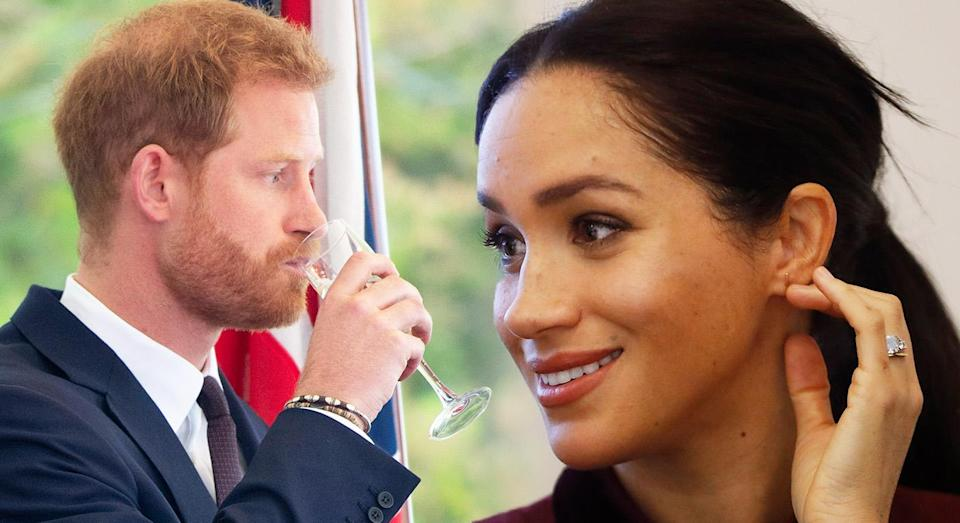 Prince Harry is said to be following a healthier diet thanks to Meghan Markle's influence. [Photo: Getty]