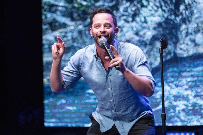 "Nick Kroll on comedy: ""I can't imagine doing anything else"""