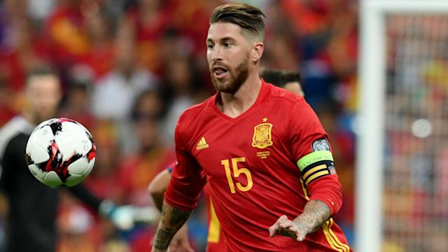 Julen Lopetegui's Spain host Albania on Friday before travelling to Israel for their final World Cup qualifying game in Group G.