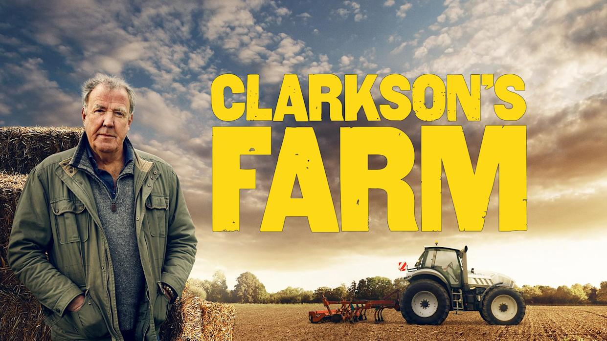 Clarkson's Farm will get a second series. (Amazon Prime Video)