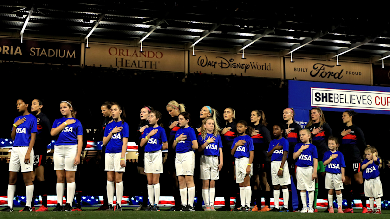 USWNT suffers blow in equal pay lawsuit as judge makes major ruling in favor of U.S. Soccer